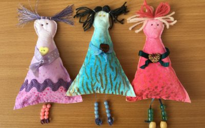 Little Women made with Evolon Soft