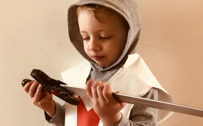 St George's Day – Child's Costume in Evolon