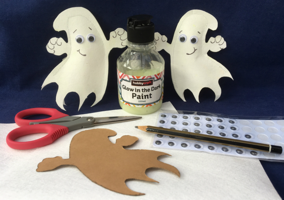 Halloween Ideas – Evolon Ghosts